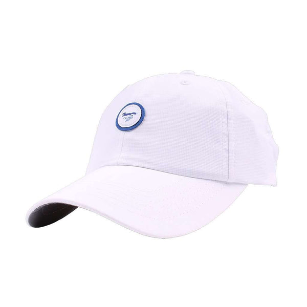 The Founders Patch Performance Hat in White by Imperial Headwear