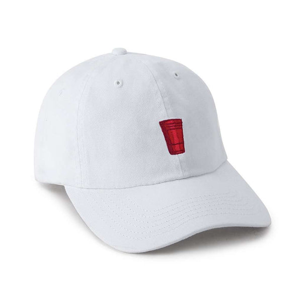 The Let's Have a Party Hat in White by Imperial Headwear