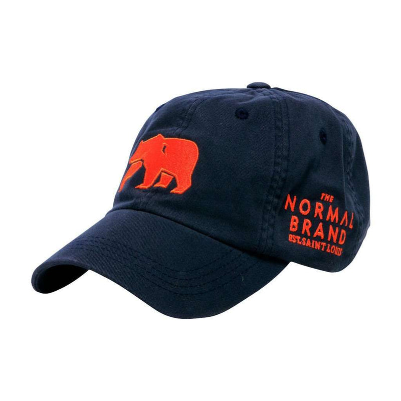 The Original Hat in Navy by The Normal Brand - FINAL SALE