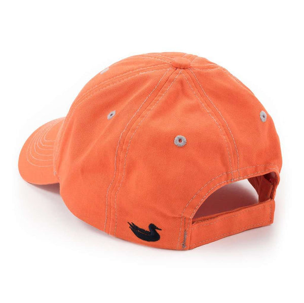 Thompson Twill Summit Hat in Coral by Southern Marsh