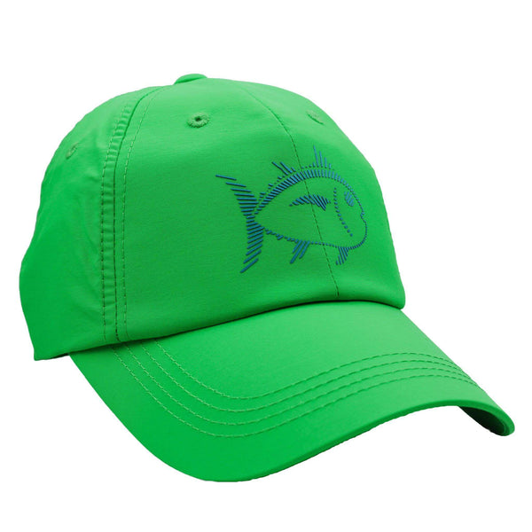 Tide to Trail Performance Hat in Green by Southern Tide