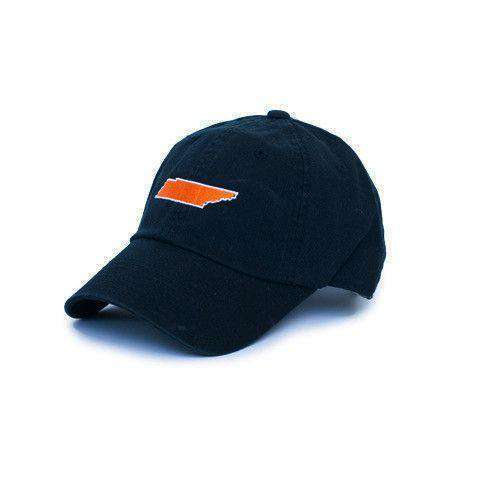 5e44a4ca98b Hats Visors - TN Knoxville Gameday Hat In Black By State Traditions ...