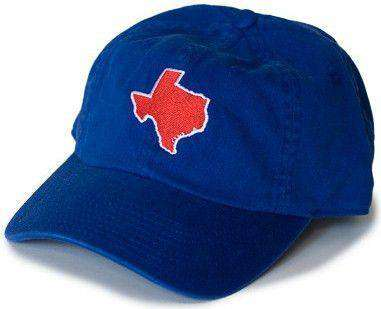 TX Dallas Gameday Hat in Blue by State Traditions