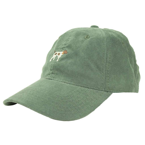 Water Resistant Hat in Green by Southern Point Co.
