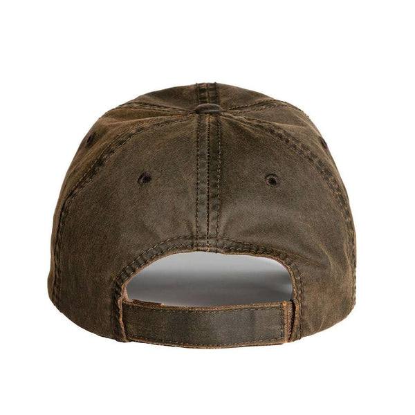 Waxed Active Wear Hat by The Normal Brand