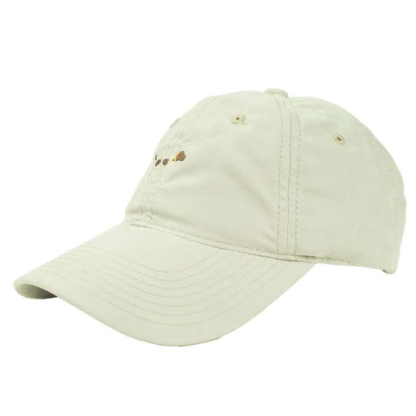 Weather Resistant Hat in Khaki by Southern Point Co.