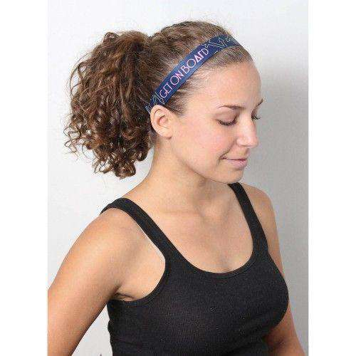 Delta Gamma Headband by Sweaty Bands - FINAL SALE