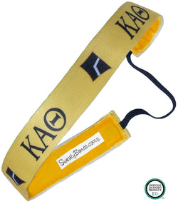 Headbands - Kappa Alpha Theta Headband By Sweaty Bands