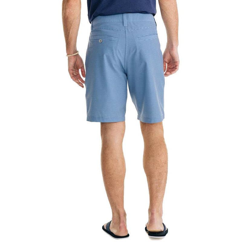 "Heather Stripe T3 9"" Gulf Short by Southern Tide"