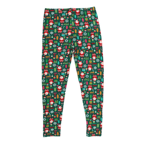 Jolly Saint Nick Leggings