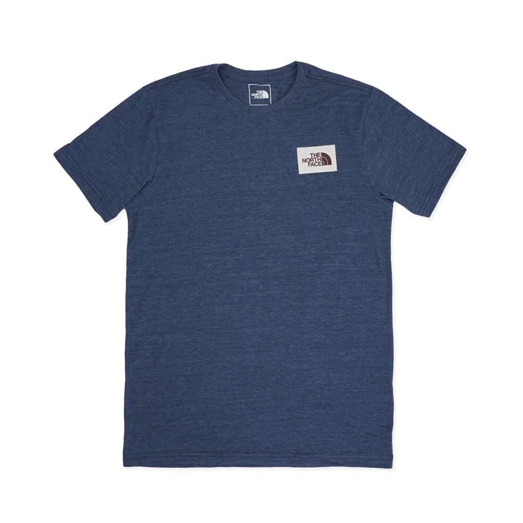 Men's Short Sleeve Heritage Tri-Blend Tee by The North Face