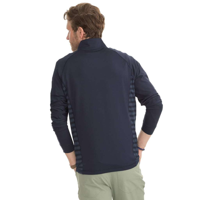Southern Tide Island Performance Quarter Zip Pullover by Southern Tide