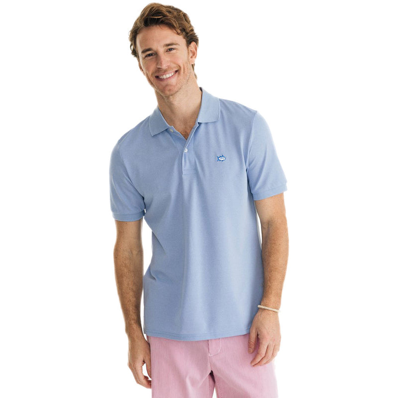 Jack Heather Performance Pique Polo Shirt by Southern Tide
