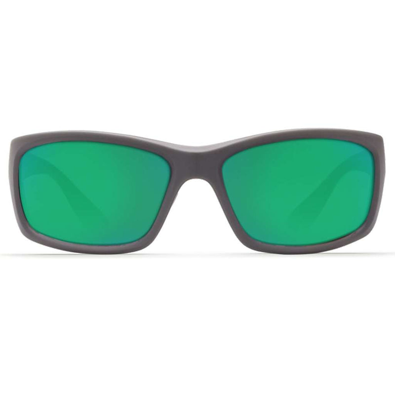 35ee15b46f6 Jose Sunglasses in Matte Gray with Green Mirror Polarized Glass Lenses by Costa  del Mar