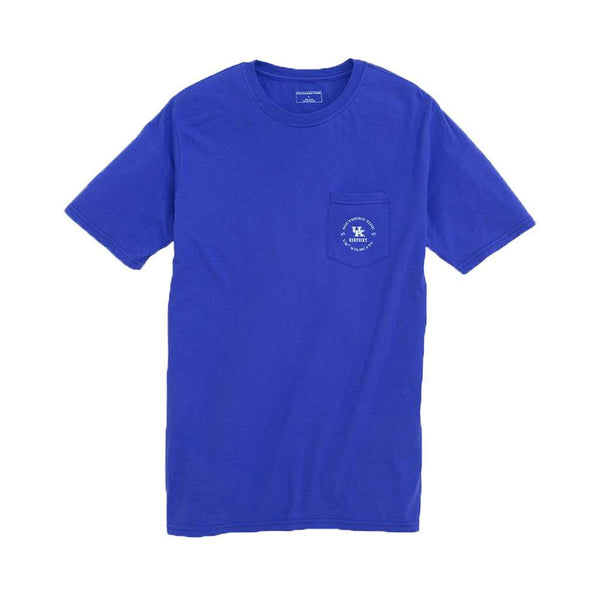 Southern Tide Kentucky Chant Short Sleeve T-Shirt by Southern Tide