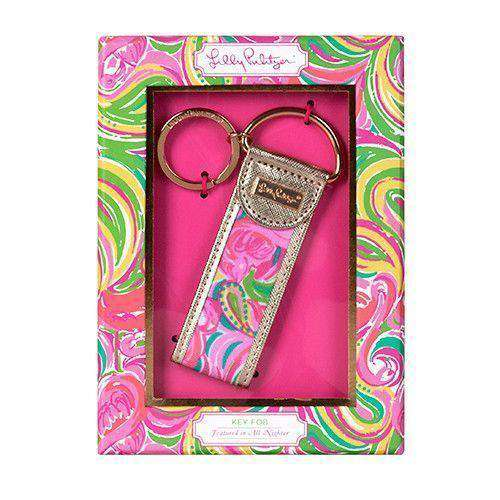Key Fobs - All Nighter Key Fob By Lilly Pulitzer