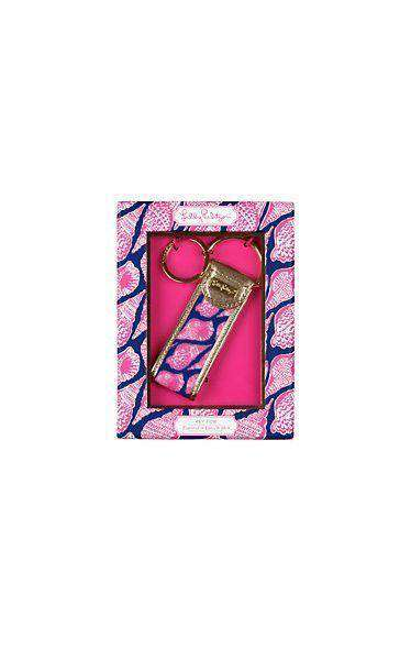 Cute As Shell Key Fob by Lilly Pulitzer
