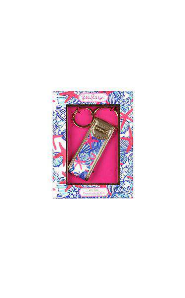 She She Shells Key Fob by Lilly Pulitzer