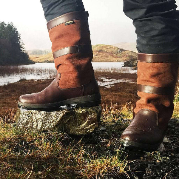Dubarry of Ireland Women's Kildare Leather Boot by Dubarry of Ireland
