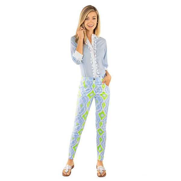Gretchen Scott Designs The GripeLess Cotton Spandex Jean by Gretchen Scott Designs