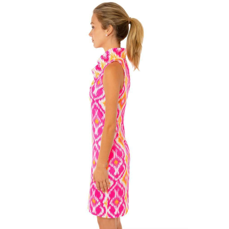 Gretchen Scott Designs Ruffneck Sleeveless Dress by Gretchen Scott