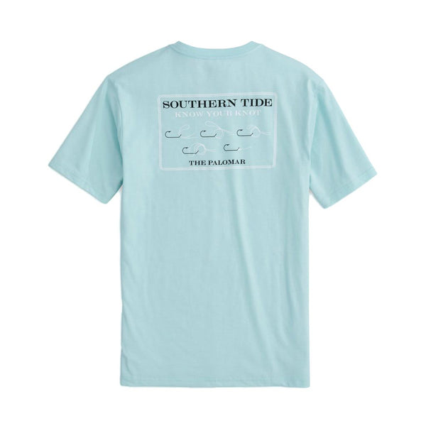 Know Your Palomar Knot Tee Shirt by Southern Tide