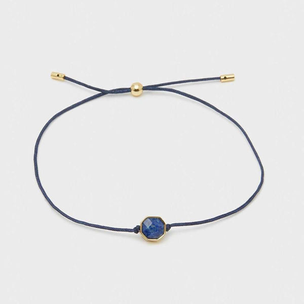 "Gorjana Power Gemstone Cord ""Wisdom"" Bracelet by Gorjana"