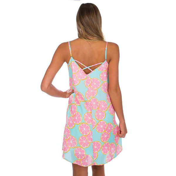 Lauren James Lola Swing Dress in Main Squeeze