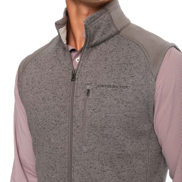 Leadline Fleece Vest by Southern Tide