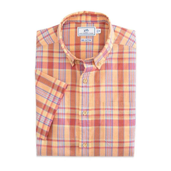 The Leeward Madras Sport Shirt by Southern Tide