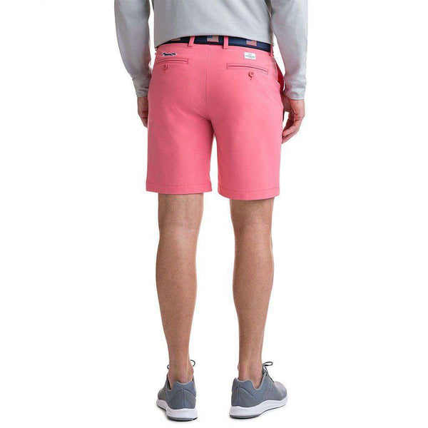 8 Inch Performance Breaker Shorts in Lobster Reef by Vineyard Vines