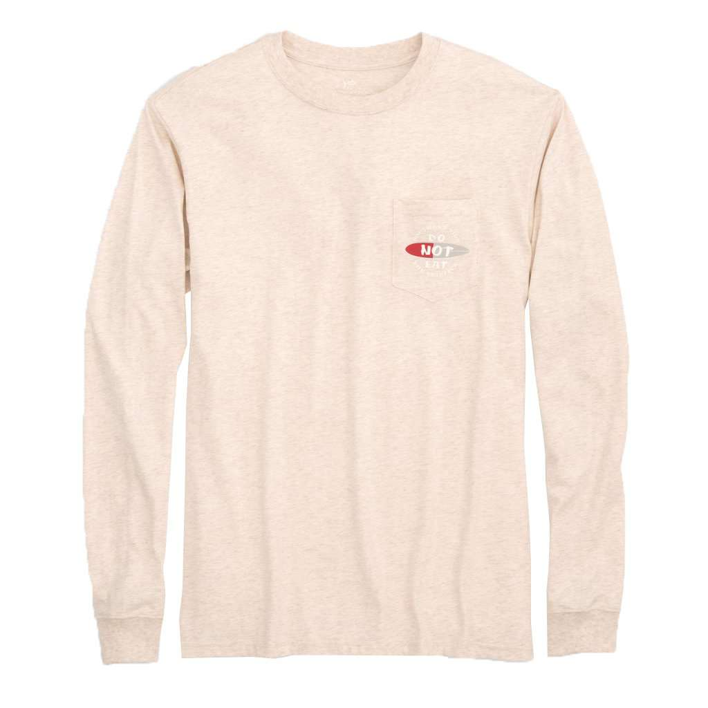 Long Sleeve Do Not Eat T-Shirt by Southern Tide