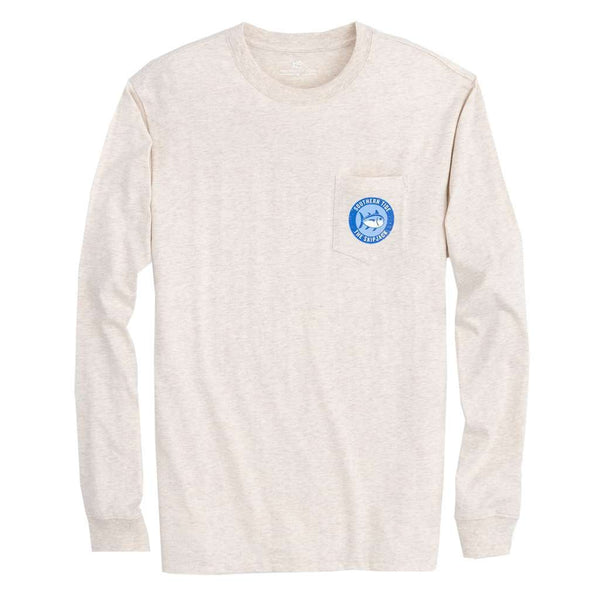 Southern Tide Long Sleeve Southern Label T-Shirt by Southern Tide