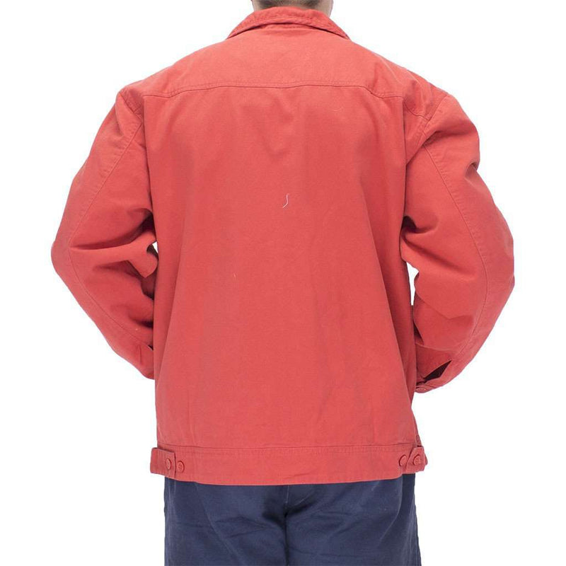 Mariner Jacket in Island Red by Castaway Clothing  - 2