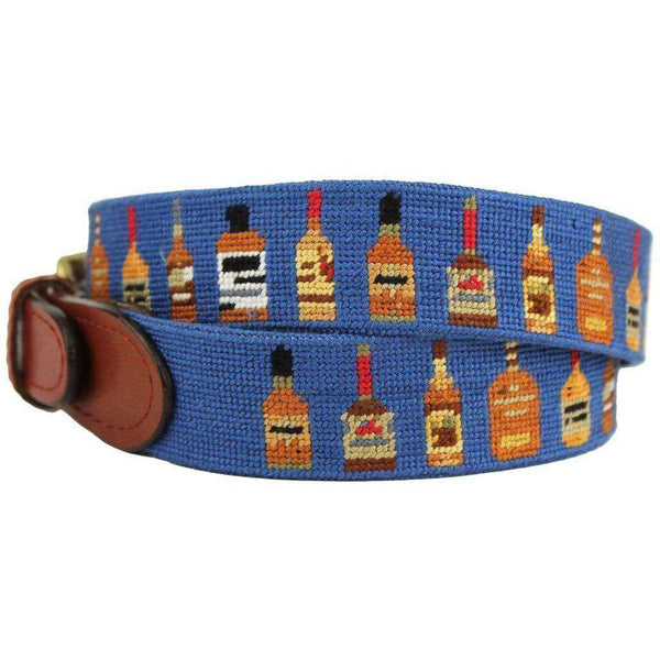 8bc7f52657 Preppy Men's Belts: Needlepoint, Fabric & Woven Belts – Country Club ...
