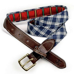 Men's Belts - Brooke And McBrookes Peyton Heritage Belt By Kiel James Patrick