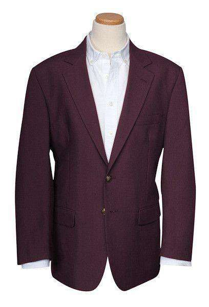 Blazer in Purple by GameDay Blazers