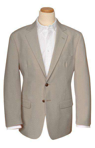 Men's Blazers & Suits - Blazer In Sand By GameDay Blazers