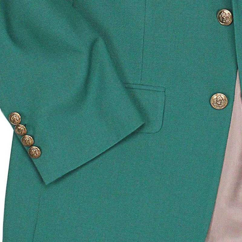 Men's Blazers & Suits - Champions Blazer In Green By Country Club Prep