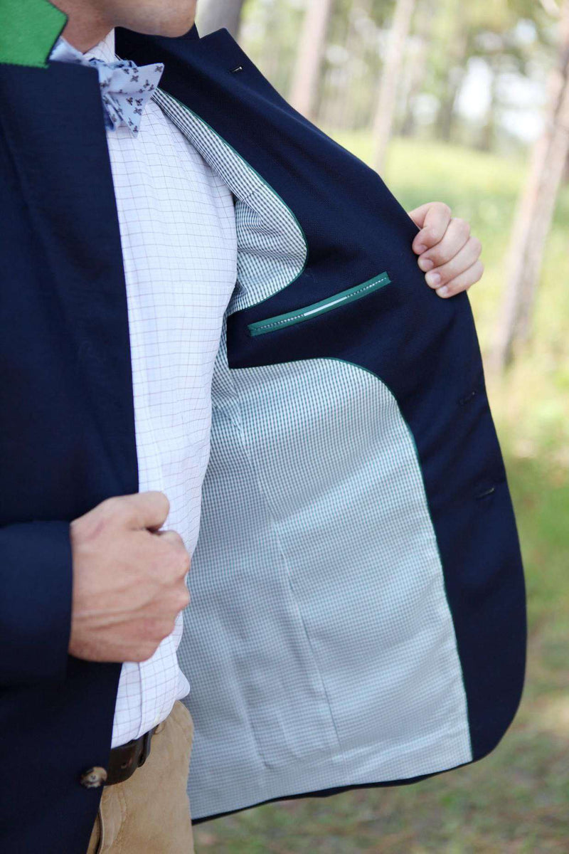 Gentleman's Jacket in Navy by Southern Proper