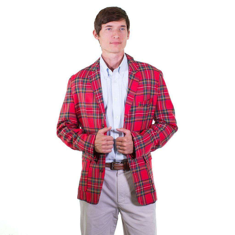 Country Club Prep Red / XL