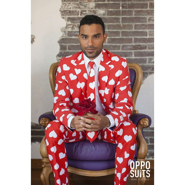 Men's Blazers & Suits - Mr. Lover Lover Suit By OppoSuits - FINAL SALE