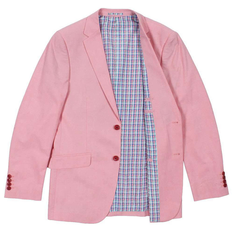 The Easter Blazer in Pink by Country Club Prep - FINAL SALE