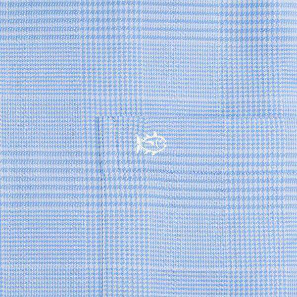 Belmont Classic Fit Sport Shirt in Liberty Blue by Southern Tide