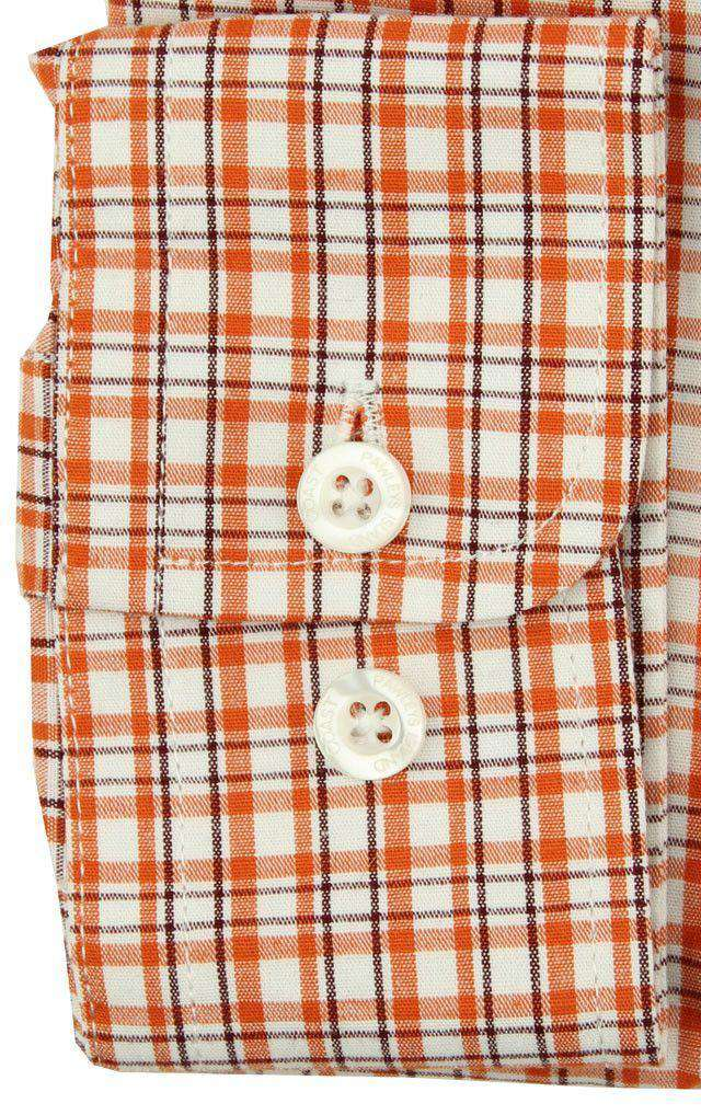 Huntington Shirt in Autumn Foliage by Coast - FINAL SALE