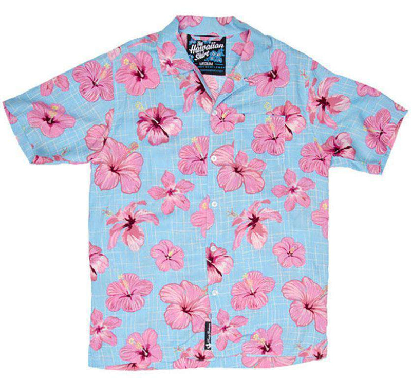 Men's Button Downs - Rum Runner Hawaiian Shirt By Rowdy Gentleman