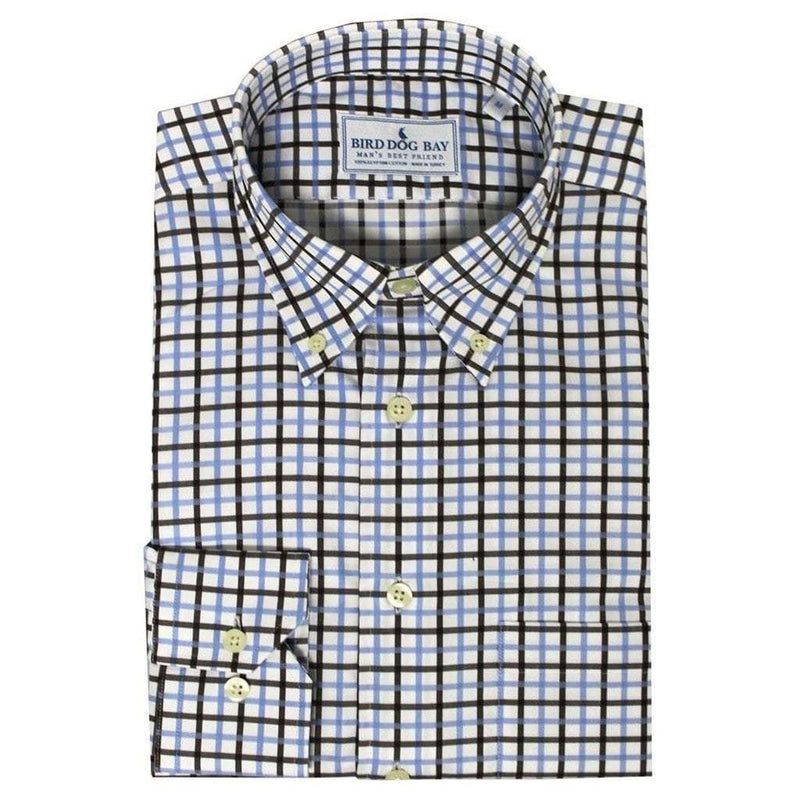 Men's Button Downs - The Beau Brummel Dress Shirt By Bird Dog Bay