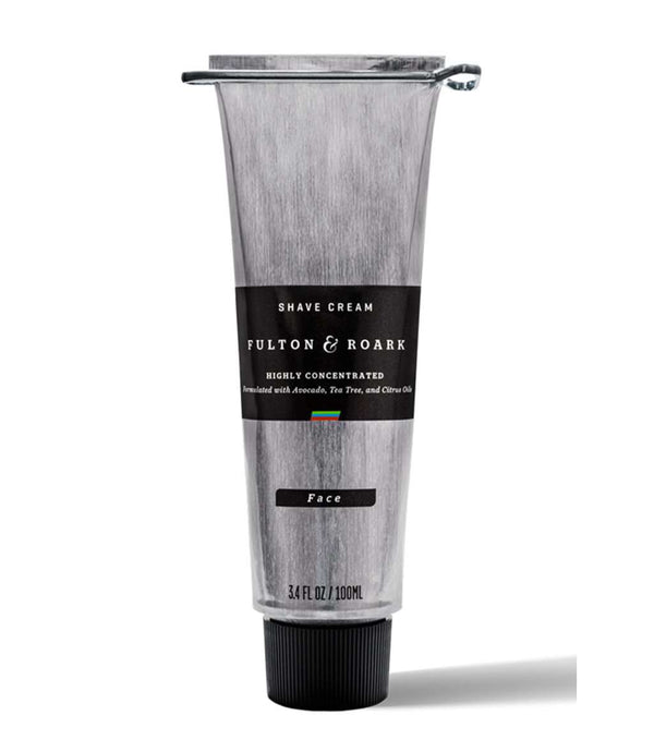 Shaving Cream by Fulton & Roark