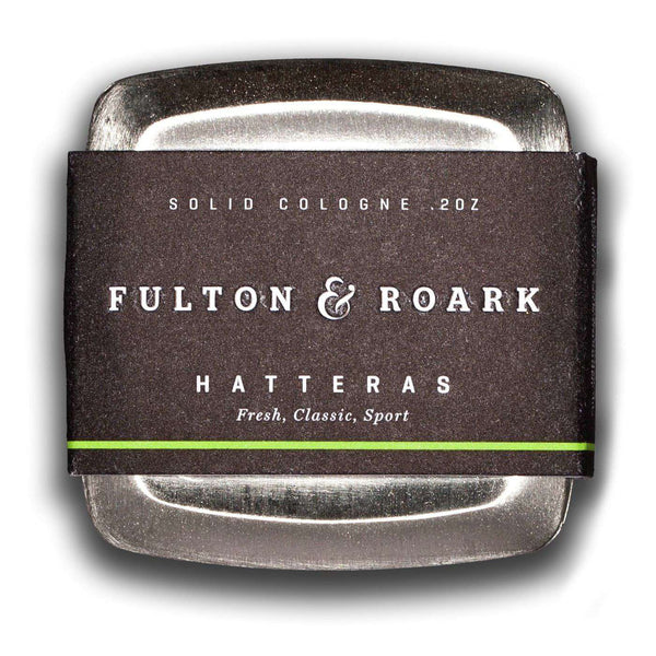 Solid Cologne in Hatteras by Fulton & Roark