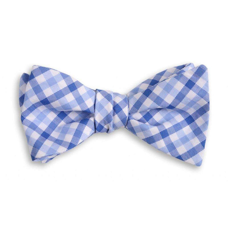 Blake Check Cummerbund Set by High Cotton
